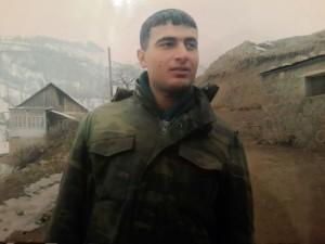 Elnur Məmmədov - sərhəddə